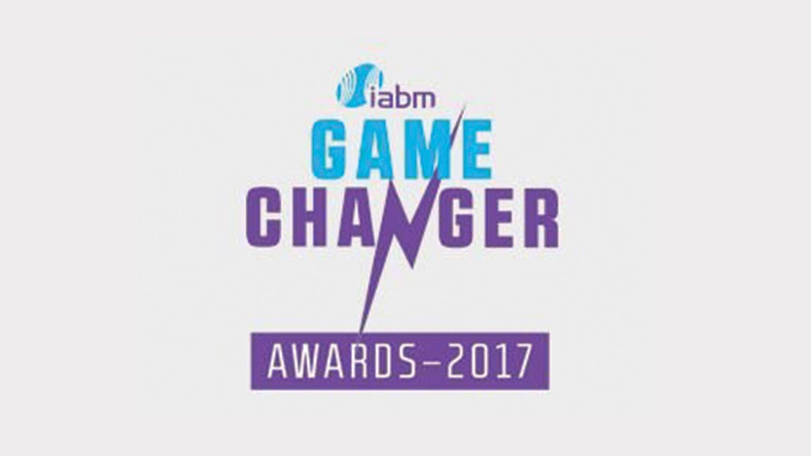 iabm game changer awards