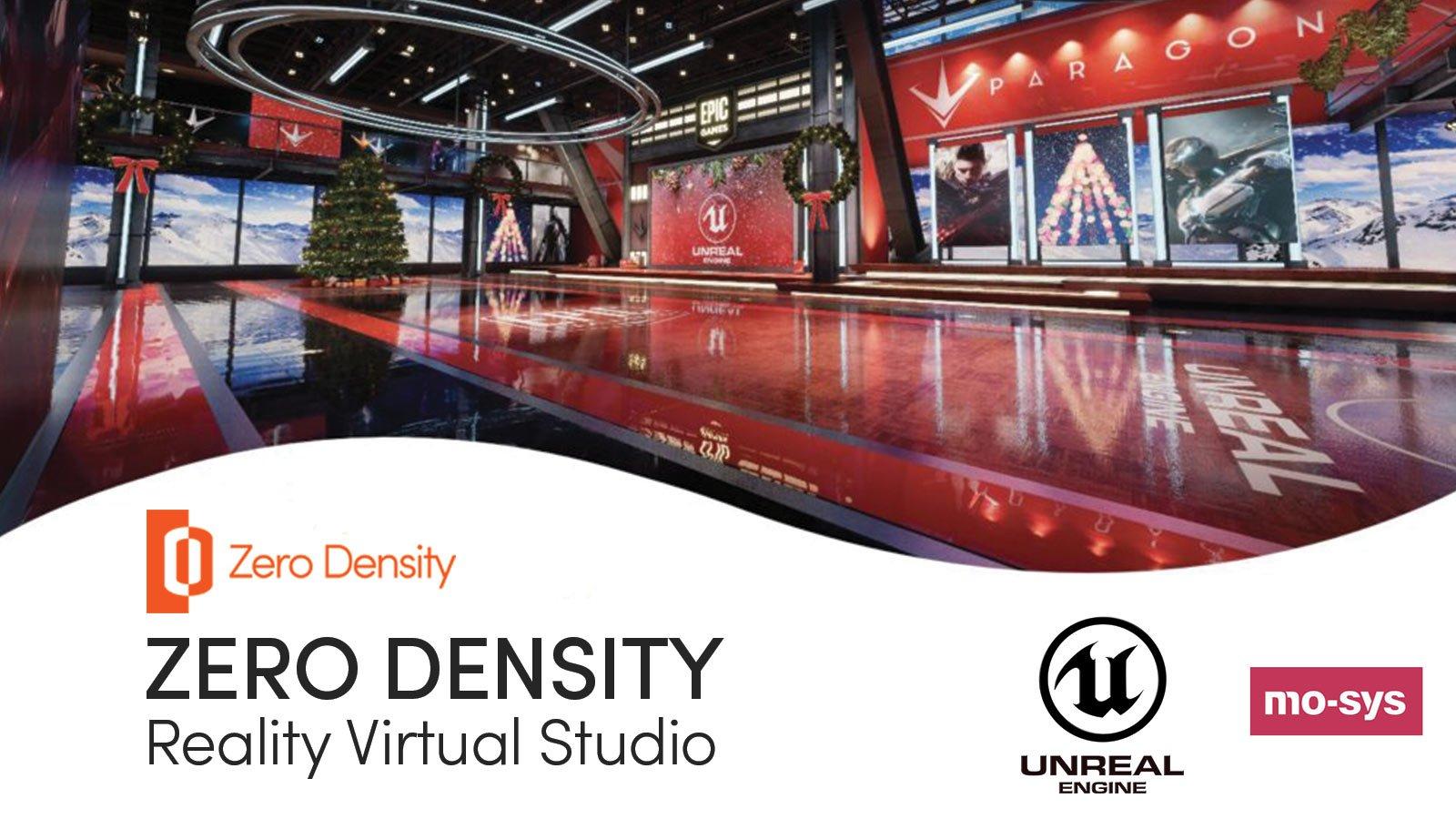 unreal engine reality virtual studio