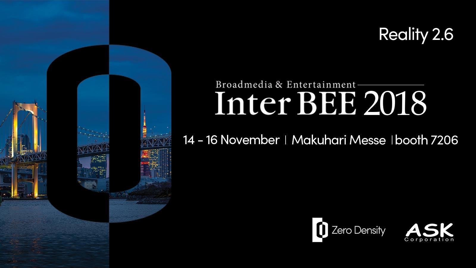 Interbee 2018