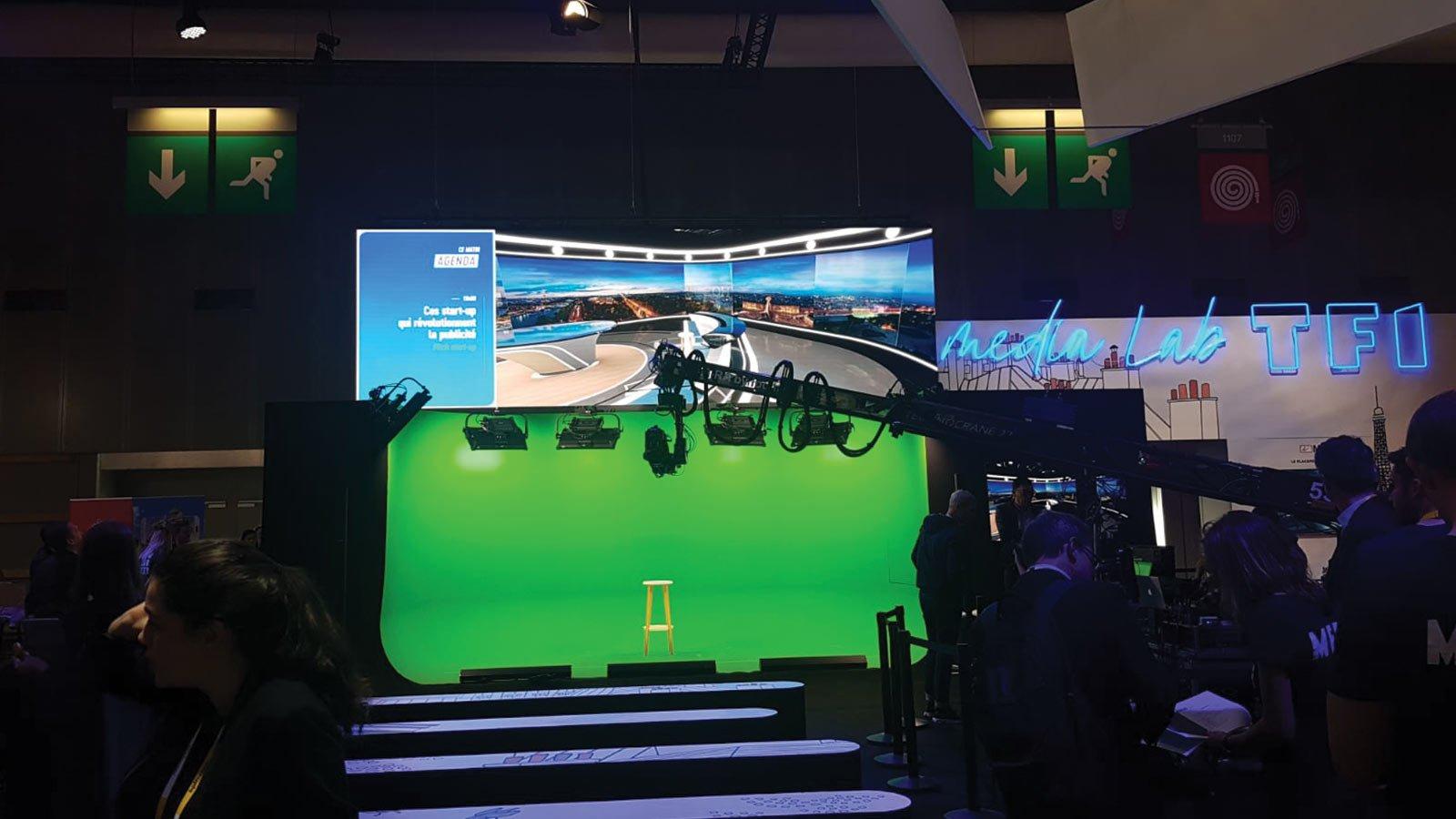 vivatech reality virtual studio