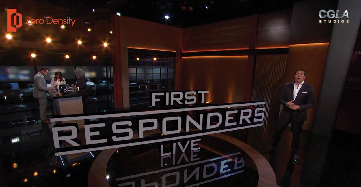 first responders live reality