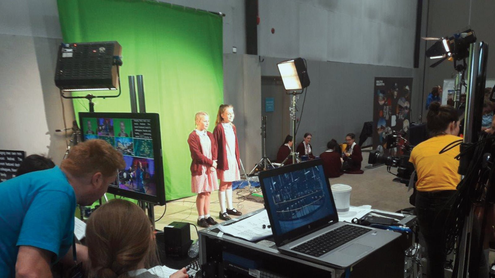 dock10 Promotes STEM Careers in Broadcasting with Reality Engine