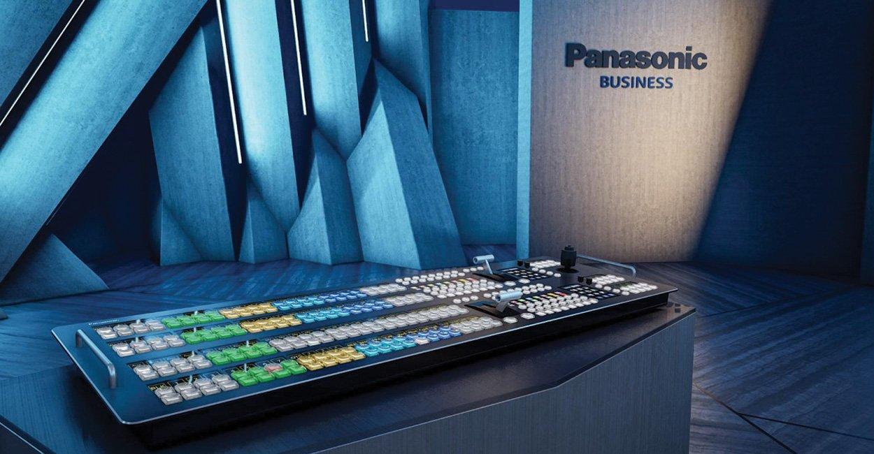 panasonic business virtual studio