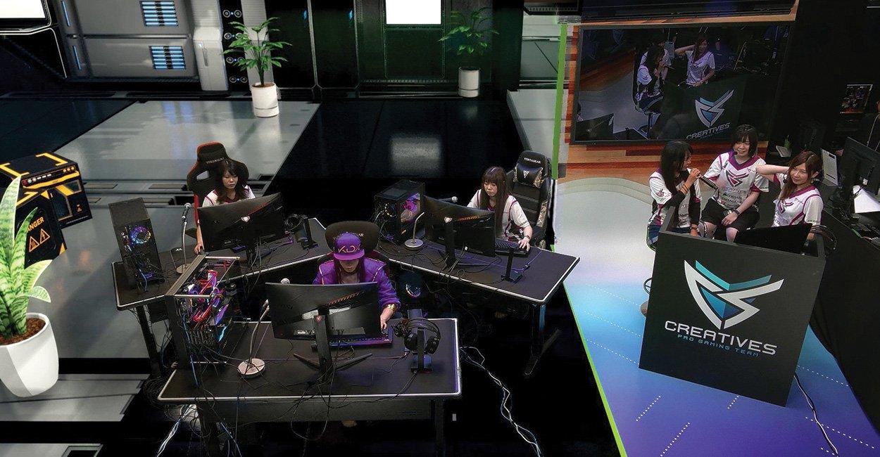 tokyo game show reality engine zero density