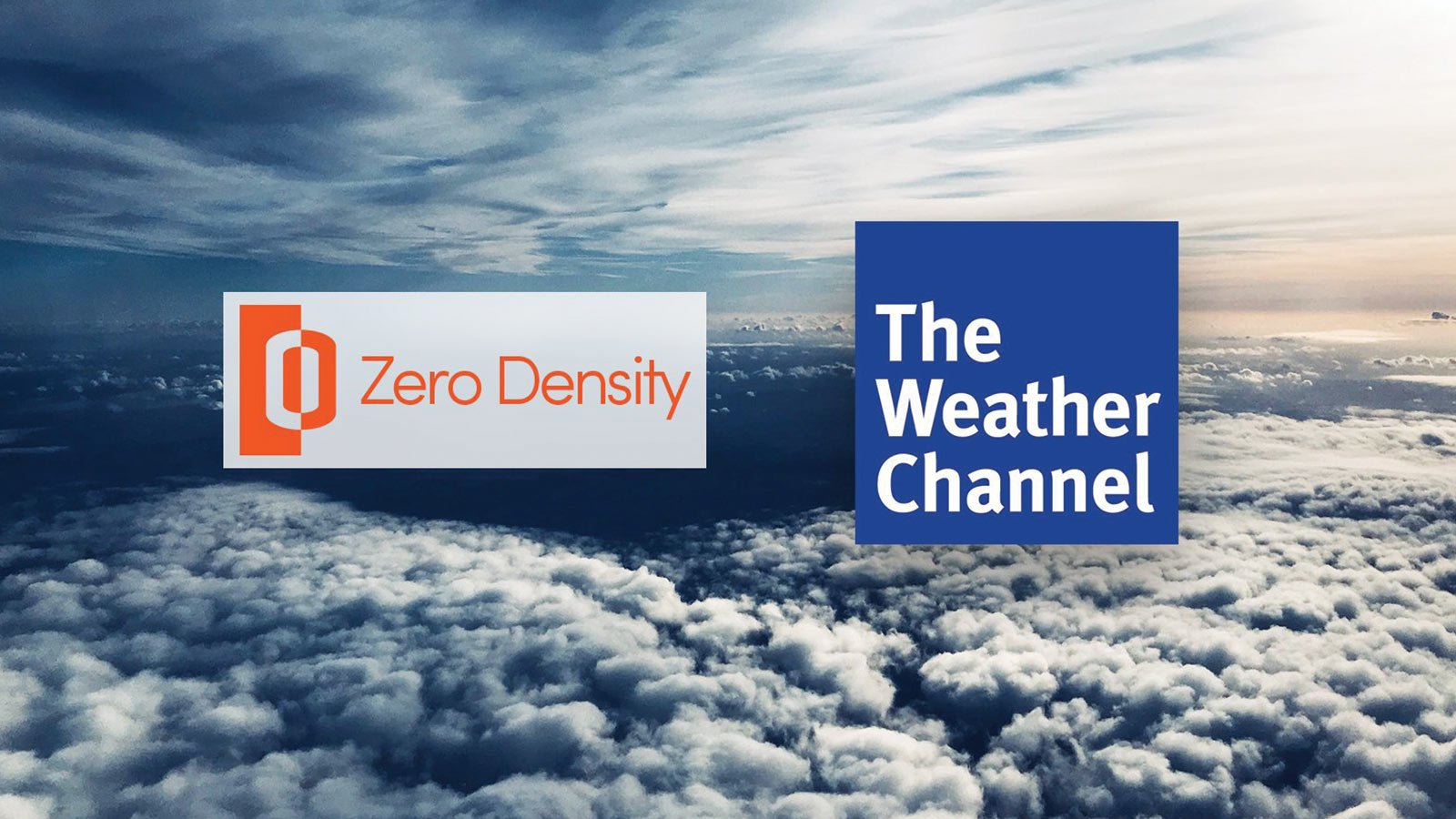 The Weather Channel Zero Density