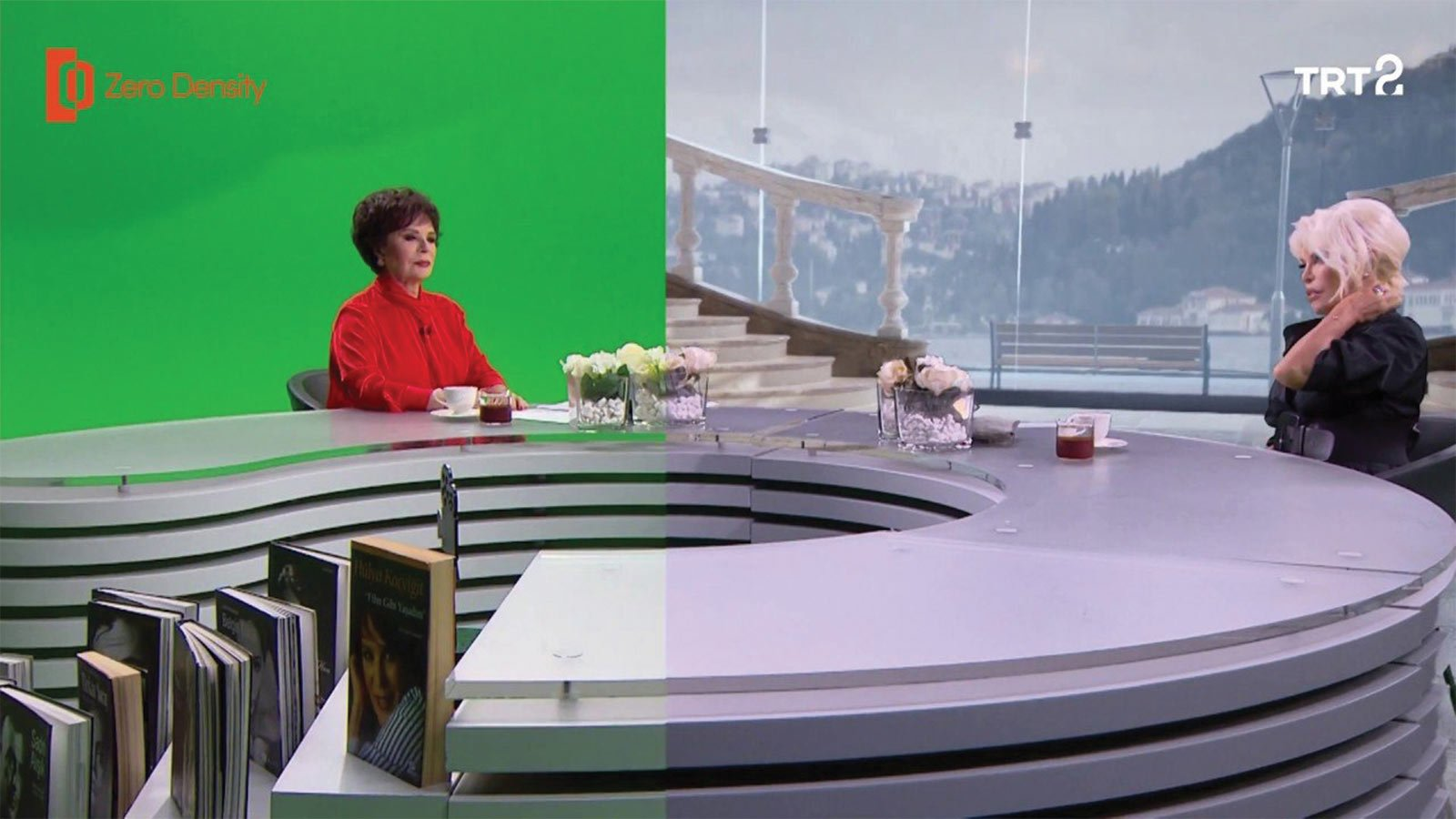 trt2 virtual studio shows