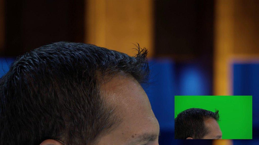image based keyer on GPU Reality Keyer