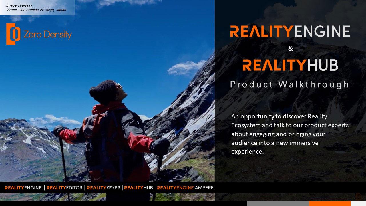 reality engine product demo